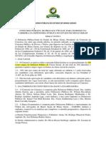DPE - MG 2014