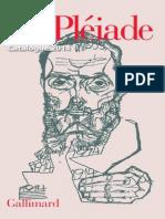 Catalogue Pleiade 2014