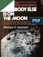 Somebody Else is on the Moon - George H Leonard