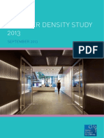 BCO Occupier Density Study Final Report 2013