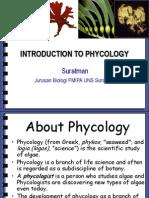fikologi 09.05.14 Introduction to Phycology 050914.ppt