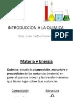 Introduccion a La Quimica