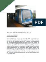 Helene's Stainless Steel Pole by David Arthur Walters