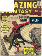 Marvel Comics - Amazing Spider-Man 01