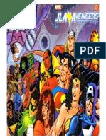 DC and Marvel Comics - Avengers JLA 1