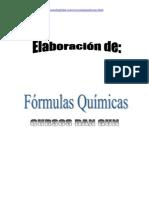 Formulas Productos Del Hogar