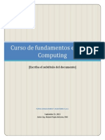 Curso Cloud Computing Foundations