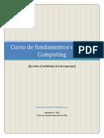 Curso Cloud Computing Foundations