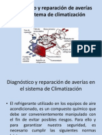 Diagnostico Reparacion Sistema Climatizacion