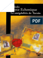 Bryce Echenique, Alfredo - La Amigdalitis de Tarzan