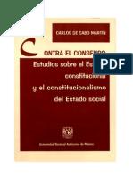 Contra el consenso_Preliminares