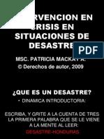 intervencionencrisisensituacionesdedesastre-090325160954-phpapp01