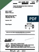Fault Detection Techniques for Complex