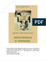 Fiodor Dostoiévski - O Grande Inquisidor