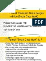 Social Case Work-libre