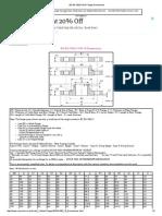 BS en 1092 PN16 Flange Dimensions