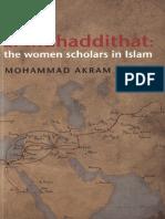 Al - Muhaddithat