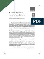 Classe Média e Escola Capitalista