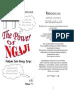 The Power of Ngaji