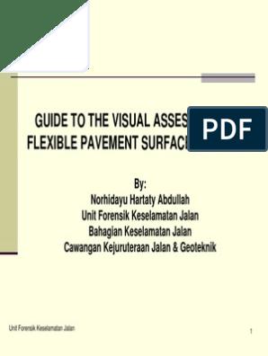 Pavement Defect | Road Surface | Asphalt