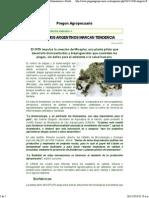 Bioinsumos Argentinos Marcan Tendencia