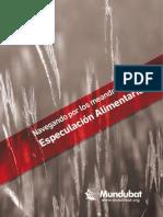 Informe Odg Grain Especulacion
