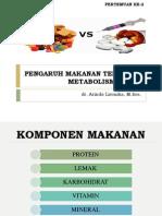 Materi 2 Pengaruh Makanan Terhadap Metabolisme Obat (2)