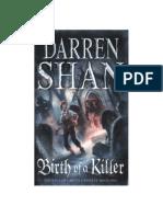 El Nacimiento de Un Asesino