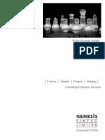 Genesis Profile