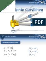Cinética en Movimiento Curvilíneo