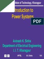 Power Systems - AK Sinha