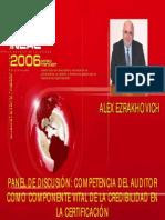 Competencia Del Auditor