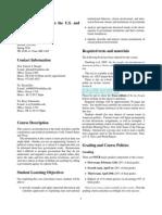 UT Dallas Syllabus for govt2302.002.10s taught by Patrick Brandt (pxb054000)