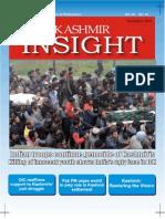 Monthly Kashmir Insight December 2014