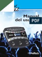 Vocalist Live FX Manual-Soanish Original