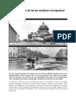 Cele 900 de Zile de Iad Ale Asediului Leningradului