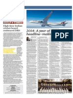 2014 - A Year of Agressive Headline-Making Expansion 25 Dec 2014