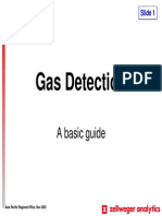 GAS DETECTION Technology & Application