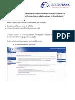 Instrucţiune Pentru Importarea Proiectului Salarial_documentelor Confirmative in ClientDOTBank