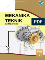 Mekanika Teknik x 1
