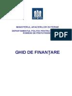 Ghid de Finantare DRP
