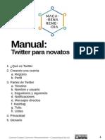 Manual Twitter para novatos