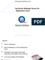 De-Mystifying Oracle Weblogic Server