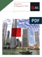 Resurgence of Mixed Use Developments in Singapore CBD