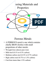Engineering Materials and Properties