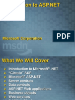 Introduction to ASP.NET.ppt