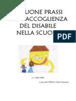 Accoglienza Disabili Nella Scuola