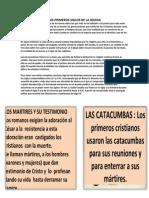 LOS PRIMEROS SIGLOS DE LA IGLESIA.docx