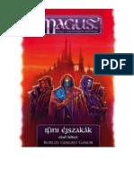 Boruzs Gábor Gergely - Ifini Éjszakák I-II Kötet