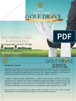 Golf Drive {Call +91-9717-777-829} Sunrays Heights Affordable Housing